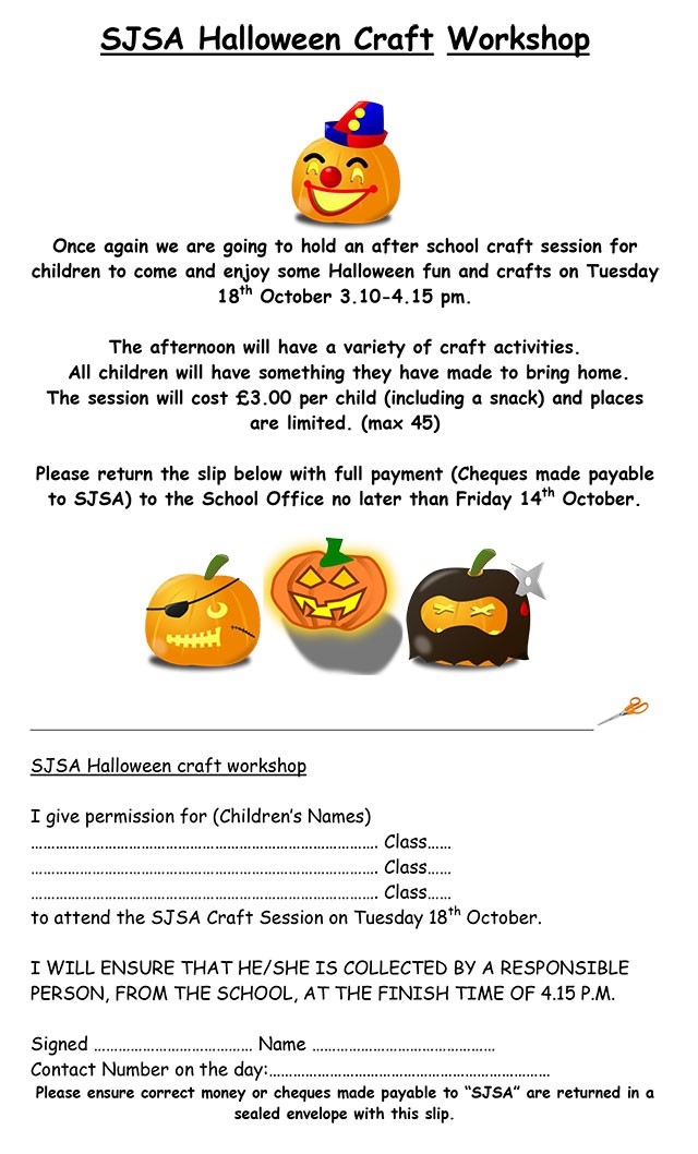 sjsa-halloween-craft-workshop