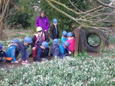 Year 4 Horstead Centre Residential