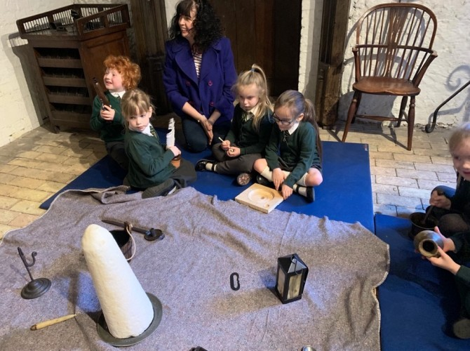Year 1 Trip to Strangers' Hall