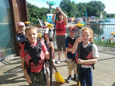 Year 3 Visit Whitlingham Outdoor Centre